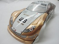 1/10  R/C car body shell  1/10 Silvia Cosiness for 1/10 rc car 190mm  No:060 free shipping