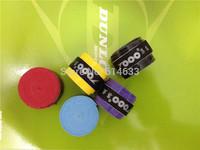 Big discount China famous brand tacky badminton grip for carbon badminton racket 10pcs/lot overgrip