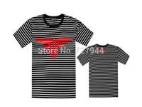 2014 new spring and summer bttf T shirts Hip hop fashion brand logo mens womens T-shirts short-sleeve  Free Shipping Size S-XXXL