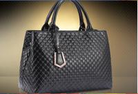 Fashion cowhide 2014 big bag fashion women's handbag female handbag messenger bag brief women's bags