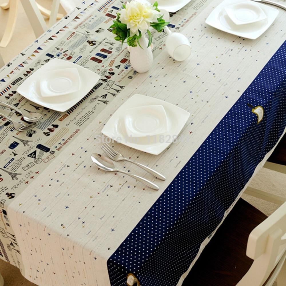 Kleine tafelkleden aanbieding winkelen voor aanbiedingen kleine tafelkleden op - Huis placemat wereld ...