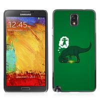FOR Galaxy Note 3 CASE,  T-Rex Dreams Hard Plastic Case for Samsung Galaxy Note 3 N9000 (N9000-HARR000182)