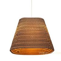 Ikea rural creative corrugated droplight naked pupa paper umbrella lights,YSL-001A Free shipping
