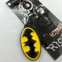 DC Comics Batman Color Shield Logo Metal Keychain NEW & HOT Combine Shipping