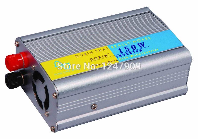 DC 12V TO AC 220V 150Watt Pure Sine Wave Power Inverter Off Grid Inverter For Power Tools(China (Mainland))