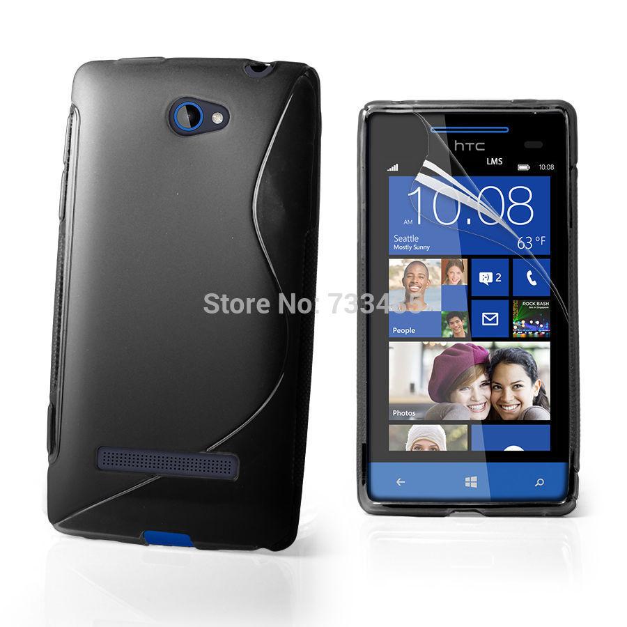 все цены на Чехол для для мобильных телефонов Oem S HTC 8S A620e онлайн