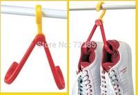 ABS plastic shoe hooks shoe hangers 4pcs/lot