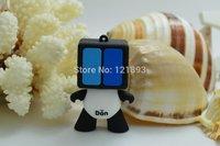 2014 New design Lovely  USB 8gb 16gb pen drive 32g usb flash drive 64gb USB 2.0 PVC flash memory stick,Free shipping(N438)