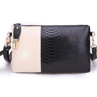 Long Style Crocodile Genuine leather Handbag Tassel Shoulder Bags Fashion Women bag Day Clutch Evening Purses