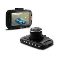 "2014 NEW Ambarella A7 Car DVR Video Recorder G90 Full hd 1080P 2.7""LCD+HDR+G-Sensor+H.264+Night Vision Video Recorder Dash Cam"