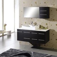 18mm Thailand Oak Modern Australia Bathroom Vanity X-011
