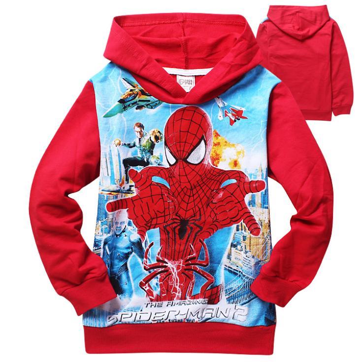 Frozen Cotton princess Long Sleeve Children Hoodies for Girls Boys Wear Hoody New brand Cartoon Hoodies & Sweatshirts coats(China (Mainland))