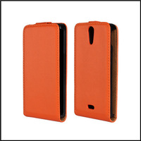 Hot Sale ! ! Genuine Leather Flip Cover Case For Sony Xperia V LT25i with Wallet Stand Function + free shipping