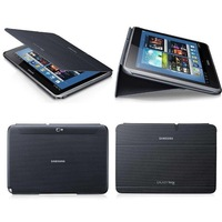 3 in 1, Bussiness luxury Pu leather case cover  + Screen Protector + Stylus for Samsung Galaxy Note 10.1 N8000 N8010