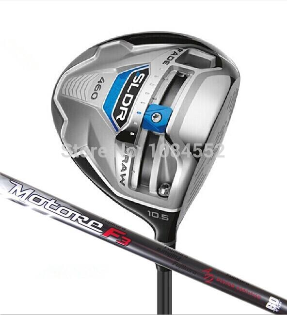 клюшка для гольфа New SLDR 460 10.5* Fujikura F3 60 EMS motore f3 клюшка для гольфа 2014 sldr 15 19 bb5r headcovers ems