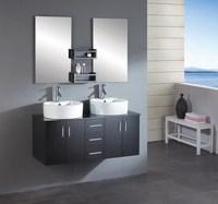 Black Bathroom Sink Vanity AM-005