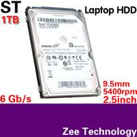 "ST ST1000LM024 2.5"" HDD SATA 1TB 9.5mm Hard Disk Drive for laptop SATA3 6Gb/s 5400rpm 2 year warranty"