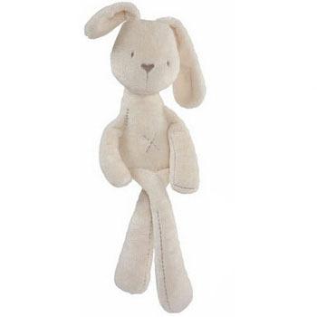MaMas Papas Rabbit Toy Plush Doll sleeping comfort baby play 50CM(China (Mainland))