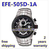 New-EFE-505D-1AV-EFE-505D-505D-Chronograph-Sport-Mens-Watch