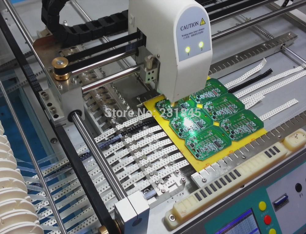 surface mount technology machine