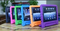 Durable Kids Children Safe Shockproof Thick EVA Hand Soft Case Cover for iPad 2/3/4