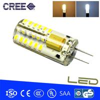 New Design G4 LED 2.5W 12V SMD 48 LED Spot Light Warm white/Cold white 360 degree light LED Bulb Lamp Energy Saving 150LM