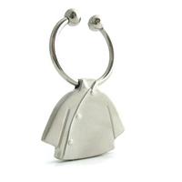 M85031 Tang Suit Traditional Chinese Garments Keychain Key Chain Ring Keyring Keyfob Key Holder