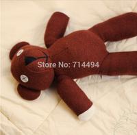 Free shipping 23cm genuine Mr. Bean teddy bear the Tactic birthday gift mrbean has creative cute plush toys