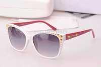 2014 Luxury sunglasses polarized  women brand designer Vers**e 4270  sun glasses 1:1 original box  vintage fashion glasses