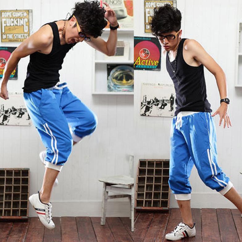hiphop boys capri shorts fashion designer man leisure shorts sport casual shorts brand design men clothes high quality low price(China (Mainland))