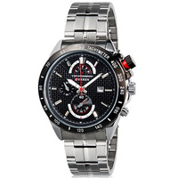 CURREN sports watches men Men's Stainless Steel Analog Watch with Date Display stainless steel band men quartz watch