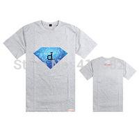 2014 Diamond dolphin t shirt, New Brand Kings UNKUT t-shirt mens short sleeve size Diamond t-shirts S M L XL XXL dropshipping