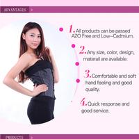 Fashion girdle latex waist corset for women