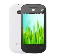 "Free Shipping Original New ZTE U791 Phone Dual SIM 3.5"" Android Smartphone Russian Hebrew multiple language russian 2G GSM WIFI"