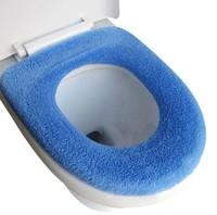 Free shipping,Toilet set maternity comfortable soft multicolour flock printing set toilet mat toilet sets,Toilet seat cushion