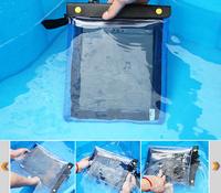 Free Shipping Waterproof bag Underwater Waterproof Bags Diving Waterproof Cases Floating Pouch for iPad 2, 3, 4, mini