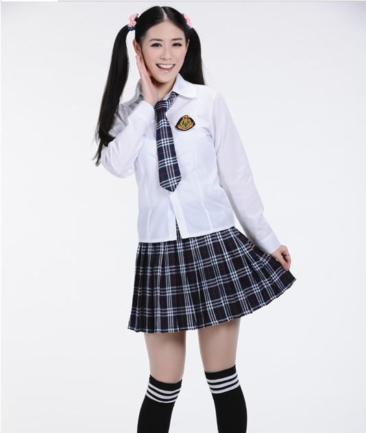 nieuwe Japanse schooluniform set meisjes uniform schoolmeisjes preppy stijl voor school in