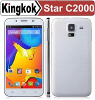 Star C2000 5.0'' IPS 854x480 Screen Android 4.4 Smart Phone with MTK6582 Quad Core CPU 512MB RAM 4GB ROM Dual Camera + Dual SIM
