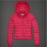 free shipping women down parka short warm winter coats ladies slim Hooded down jacket 298