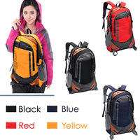 40L Outdoor Sports Hiking Camping Backpack shoulders bags Daypack Travel Bag