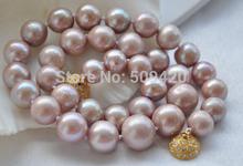 wholesale purple freshwater pearl