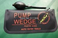 Big Black Air pump wedge Inflatable Unlock Door car Auto tools 280 x125mm