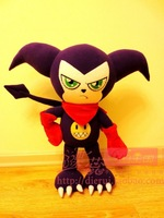 Digimon: Digital Monsters / Digimon Adventure Impmon Handmade Stuffed Custom Plush Toy Cos Props