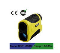 Rangefinder 600m pin sensor laser distance finder  Distance measuring only  ( with pinseeking funtion)