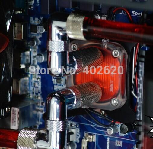 2 unidades/lotes CPU-MTX-C waterblock custo plataforma toda genéricos vias paralelas sem acessórios bloco de resfriamento de água cpu dissipador(China (Mainland))