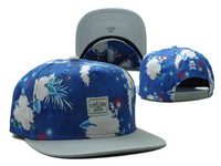 Cayler & Sons Floral Snapback flower hats most popular mens & women baseball caps 18 styles hiphop cap Free Shipping