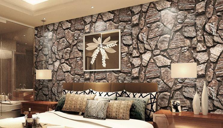 behang landelijke stijl slaapkamer ~ lactate for ., Deco ideeën