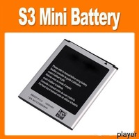 1500 mAh Battery for  Galaxy S3 SIII Mini i8190 Battery High Quality