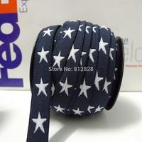 26 Yards 5/8'' 16mm Star Print Underwear Elastic Tape