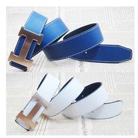 Male strap fashion genuine leather strap  women's belt
